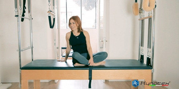 """When you move you have to feel the movement and not the clothes you're wearing"": Pilates teacher Camilla Pasetto chooses Kynotex"