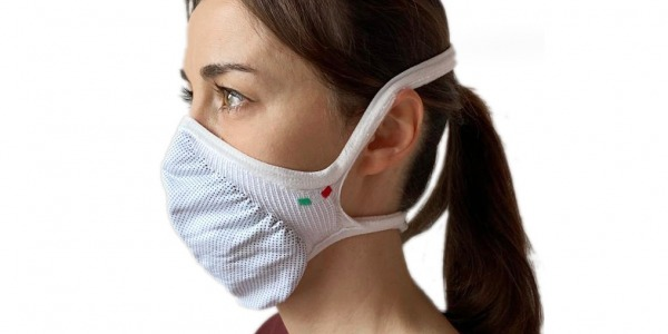 Maximum protection, quality and comfort: the new ecofriendly Kynotex face masks